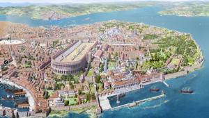 0 Byzantium artist