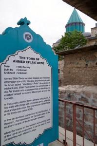 0555 Dede tomb plaque