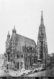 Wien, 1 Stefanskirche, W. Kral