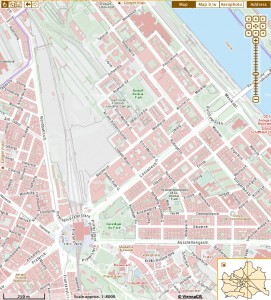 2014 Praterstern map