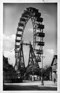 Wien, Prater, Riesenrad
